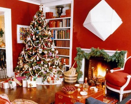 Christmas Trees Wallpapers Decoration Ideas 2012