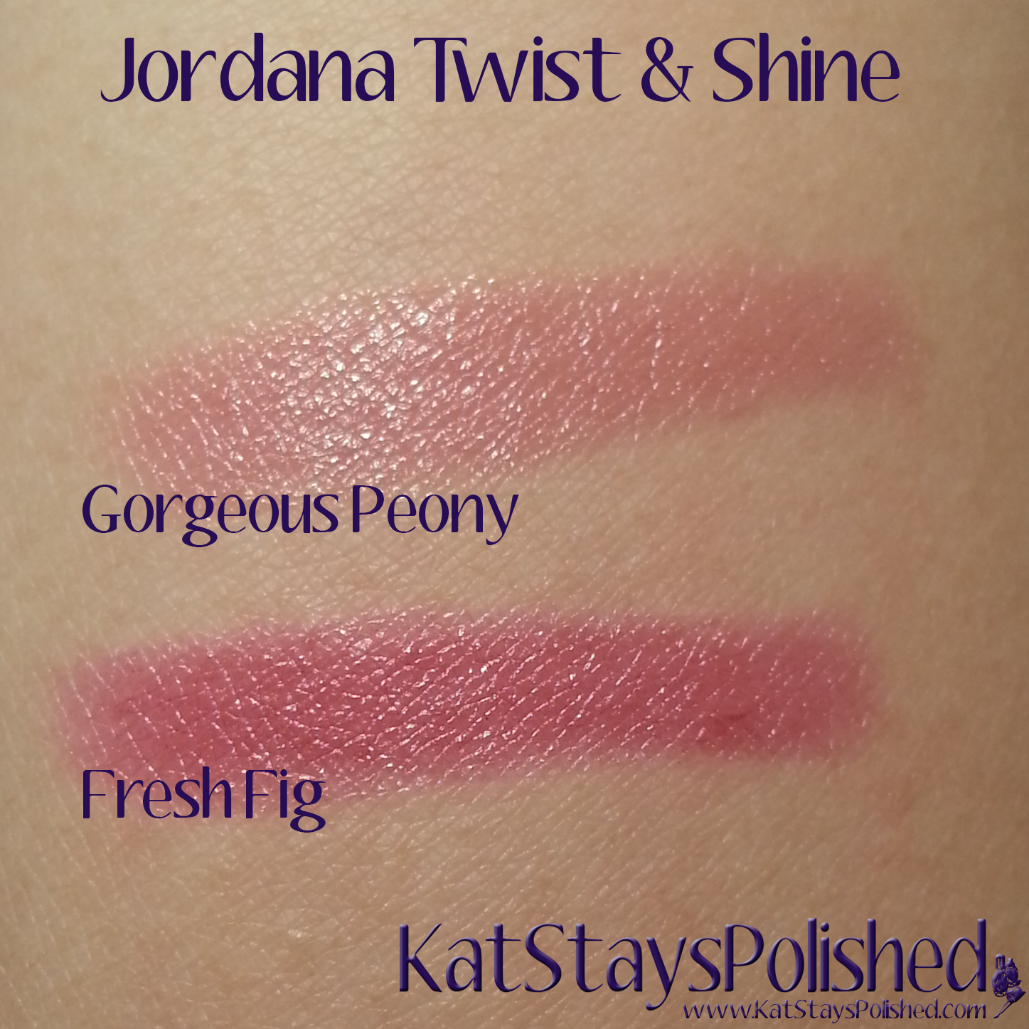 Jordana Twist & Shine | Kat Stays Polished