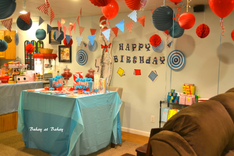 life home at 2102 dr seuss birthday party