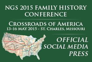 2015 NGS Social Media Press