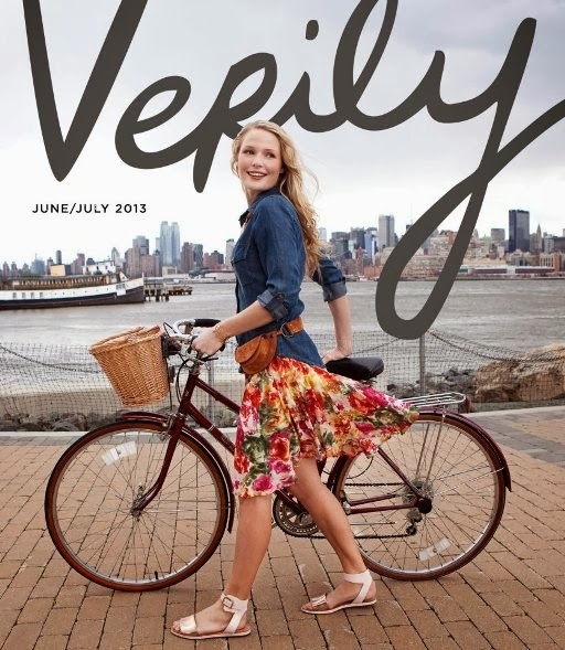 Verily Cover June / July 2013