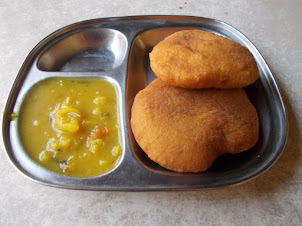 """Buns"" at ""Prabhath Hotel"" in Barkur."