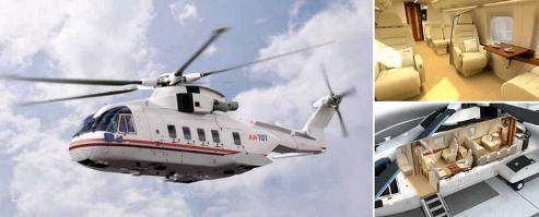 Gambar AgustaWestland AW101 Siap Blusukan Bareng JKW - Upayawan