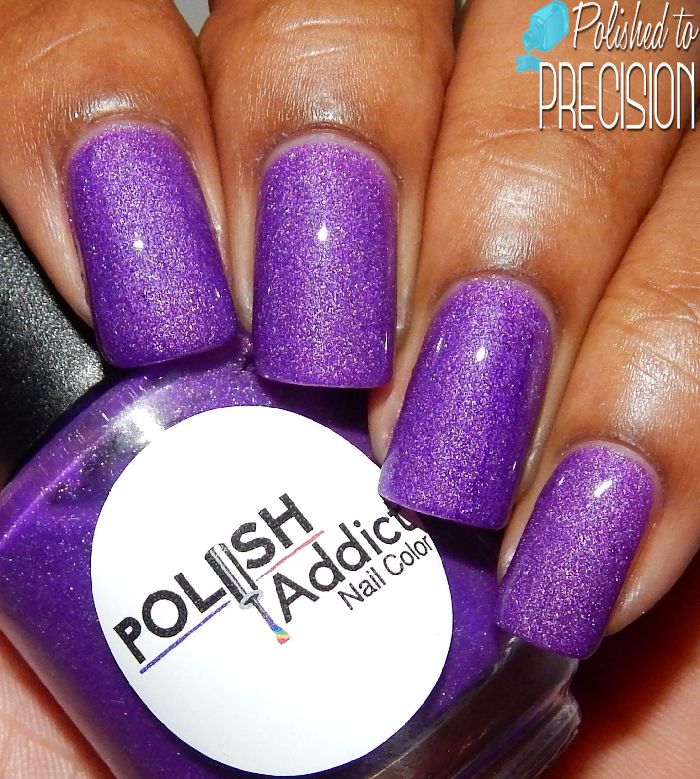 Polish Addict Nail Color Polished to Precision