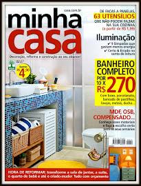 Revista Minha Casa - abril/11