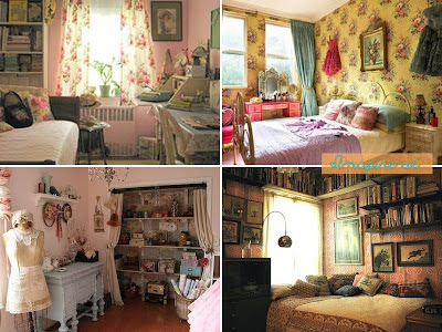 Dicas de Decorao Vintage para Casa