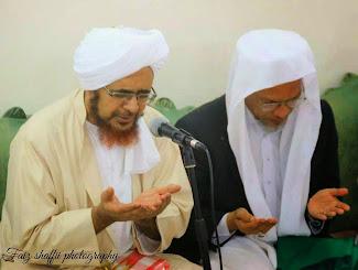 Baba Ismail Sepanjang Fathani bersama Habib Omar