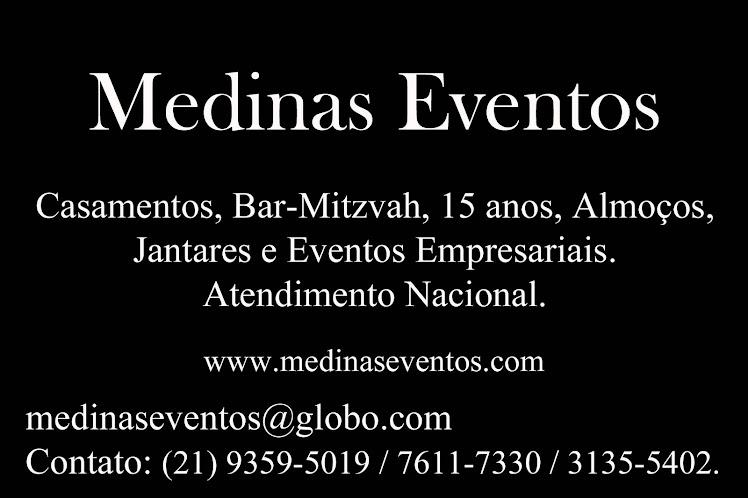 Medina's Eventos