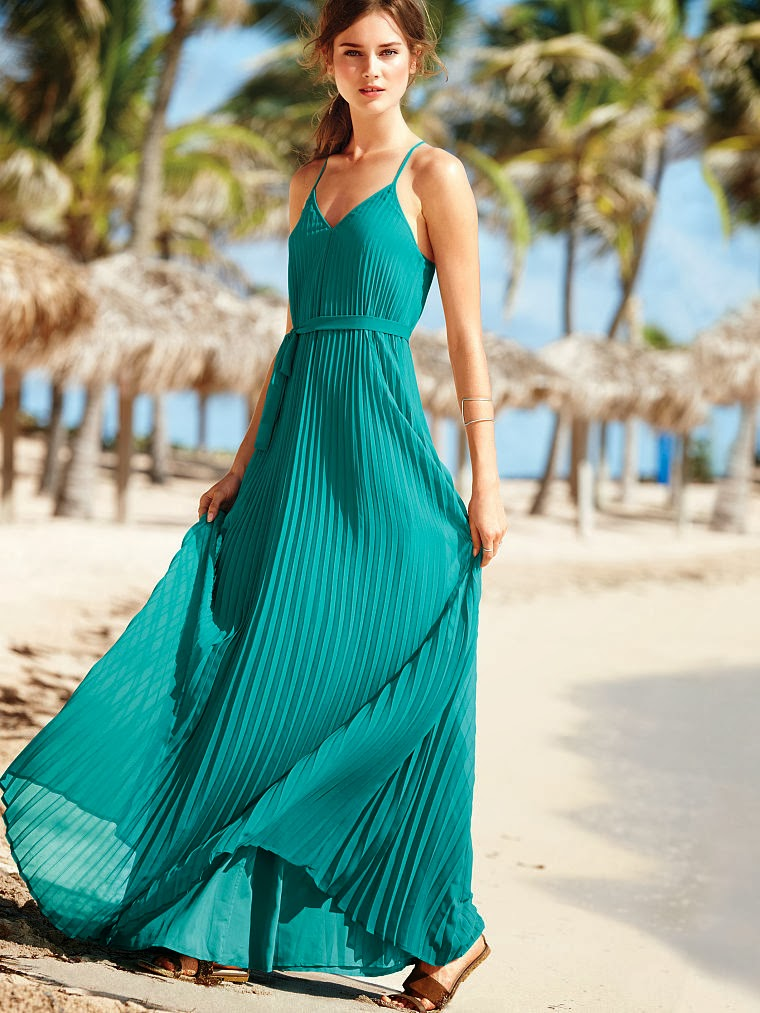 Hermosos vestidos de playa | Victoria's Secret 2014