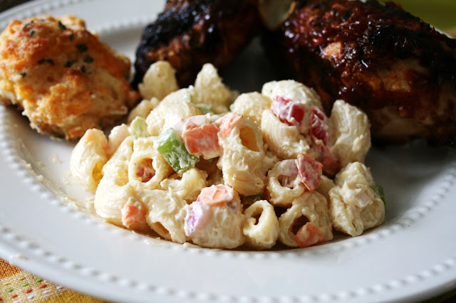 Perfect Macaroni Salad