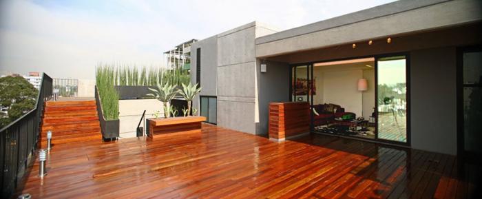 Terrazas minimalistas ii minimalistas 2015 for Casas con terrazas minimalistas