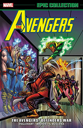 The AVENGERS / DEFENDERS WAR