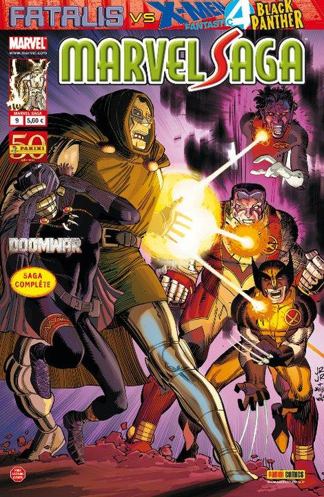 SUPER VILAINS  - Page 2 Marvel+saga+doomwar