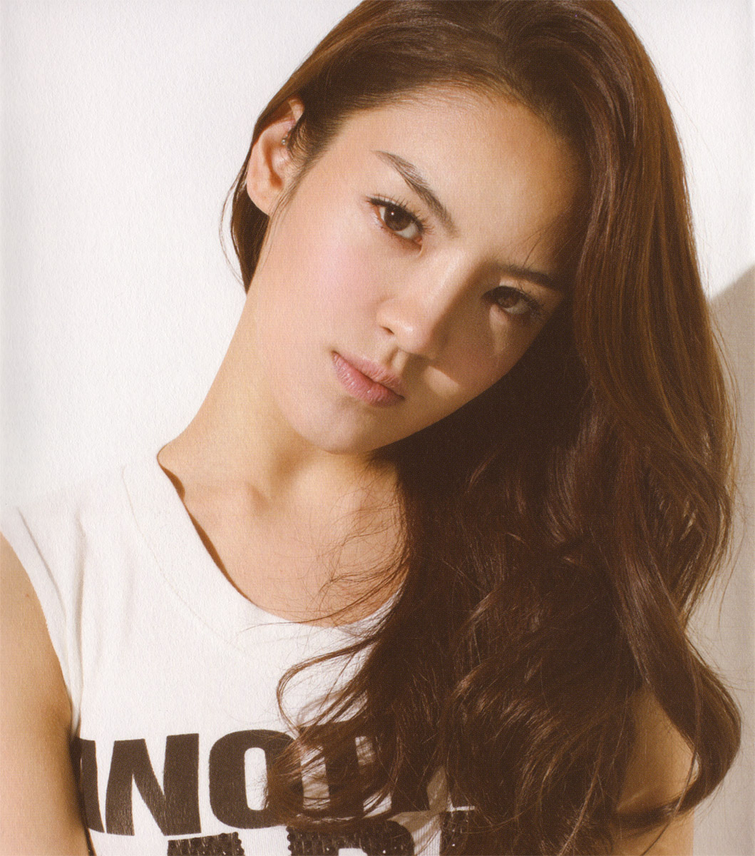 Korean Girls Long Hair