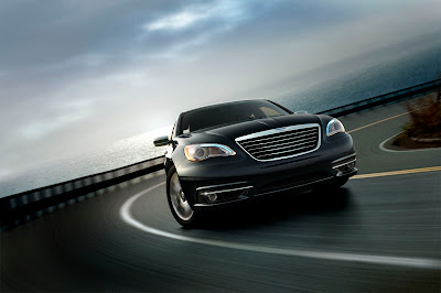 2011 Chrysler 200 Luxury Sedan