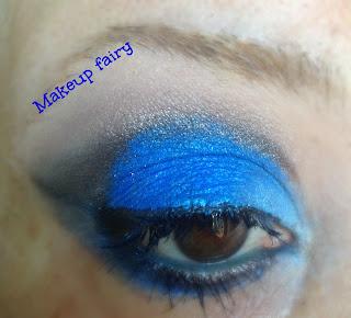 eye makeup black sapphire