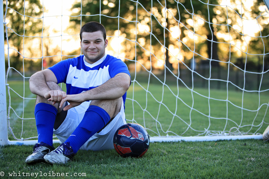 senior photo, soccer senior portrait, sports, soccer, guys senior photography