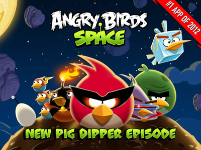 Angry Birds Space 1.4.0