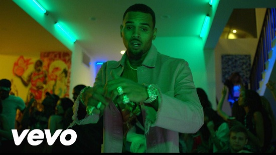 Chris Brown - Picture Me Rollin' [Vídeo]