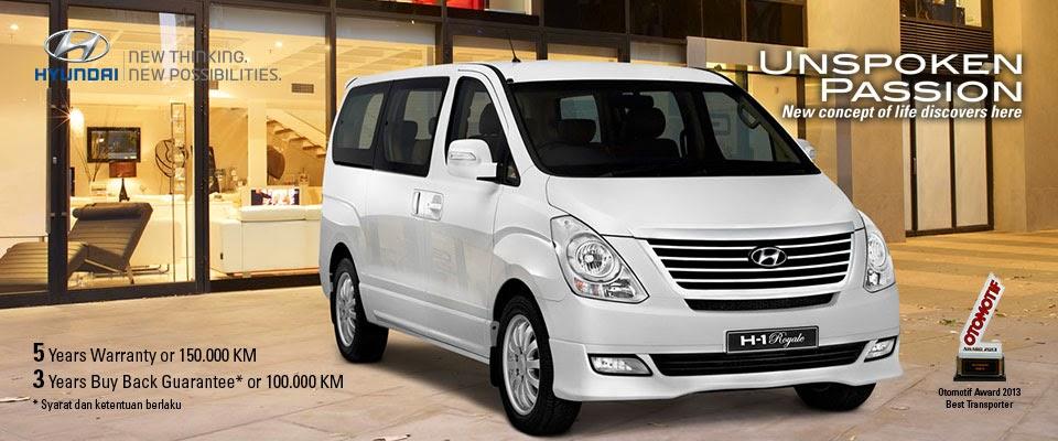 Mobil Hyunda H-1 Royale  H-1 XG H-1 Elegance