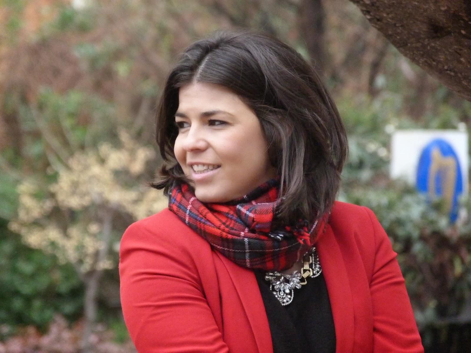 blazer roja 4
