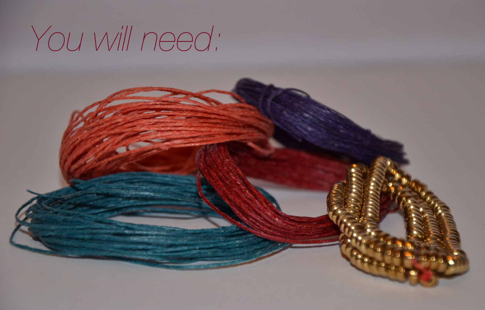 DIY Braided Bracelets