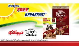 Free Nescafe Sample Pack