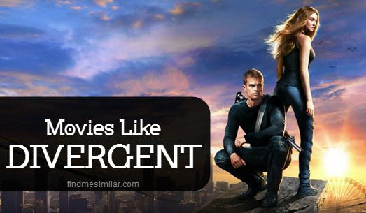 Movies Like Divergent (2014)