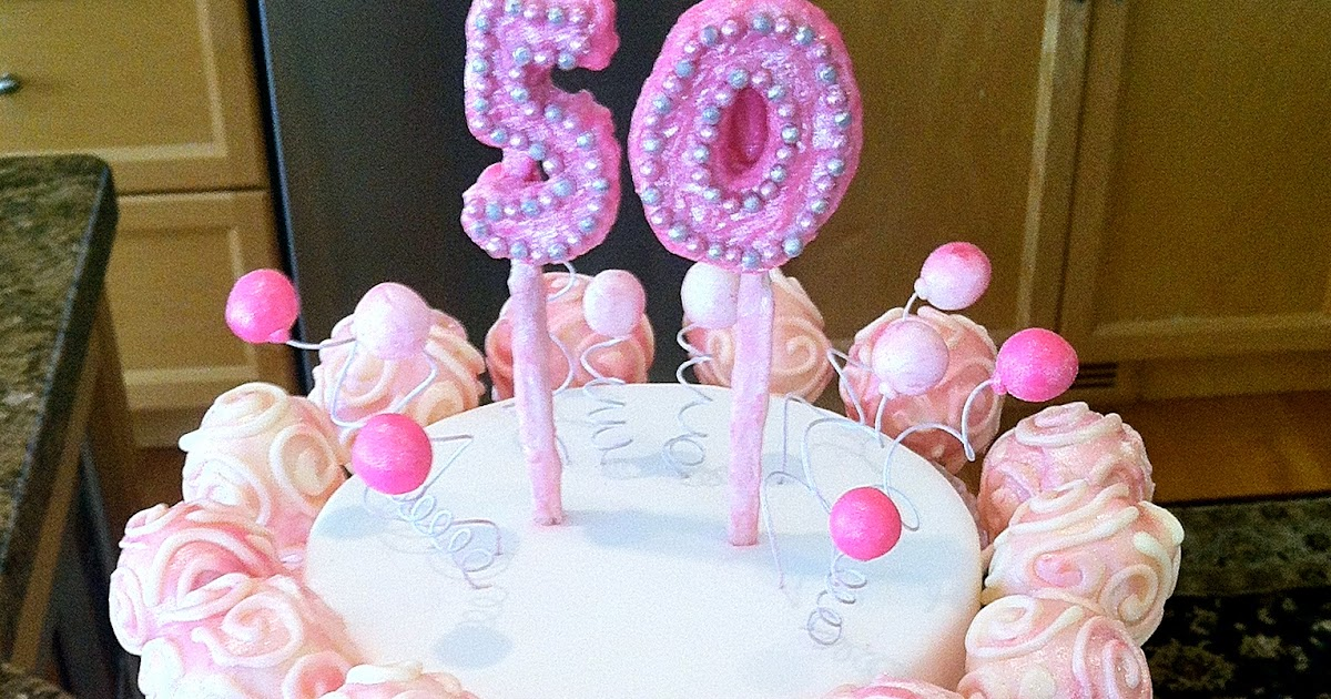 Delaine's Skinny Delights: Birthday Cake Pop Cake!