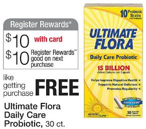 Ultimate flora coupon pdf