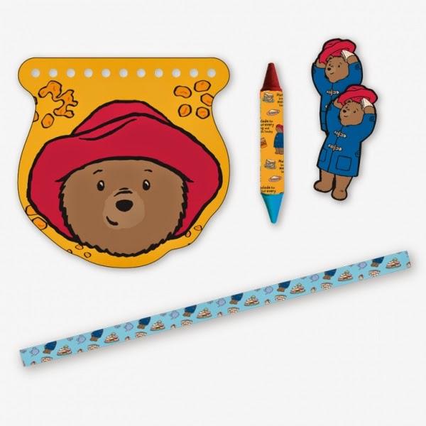 Paddington Bear Stationery Set