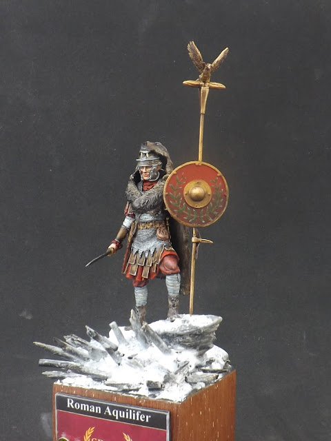 Roman Aquilifer - Ares Mythologic 75mm 007