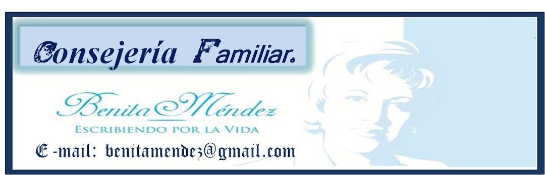 Dra. Benita Méndez.