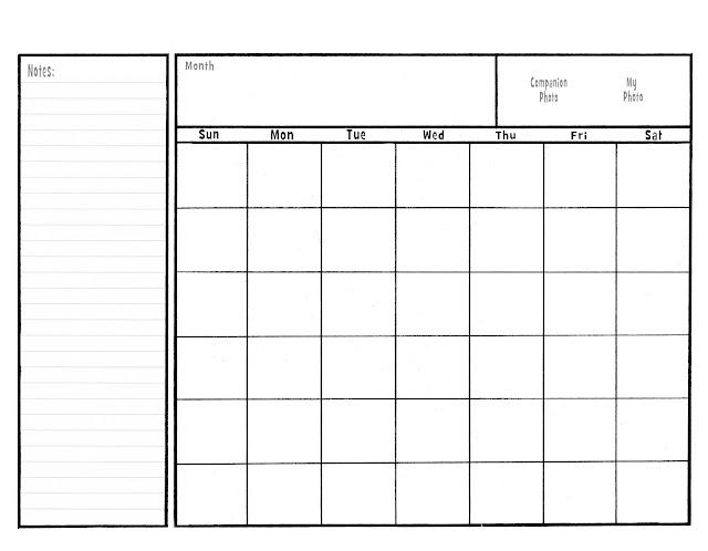 Generic Calendar | New Calendar Template Site