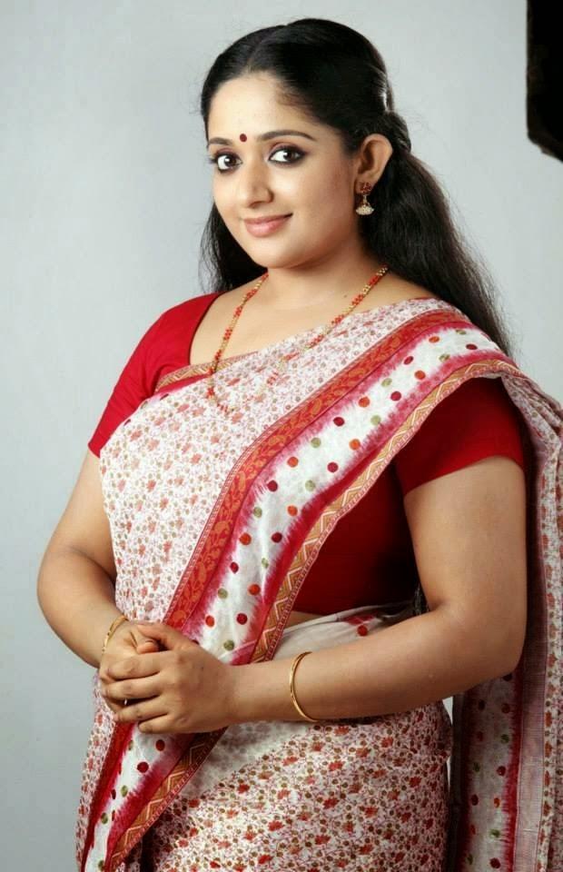 kavya Madhavan sari photos