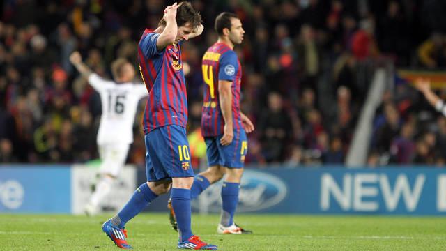 Hasil Akhir Pertandingan Celsea Vs Barca Barcelona Leg