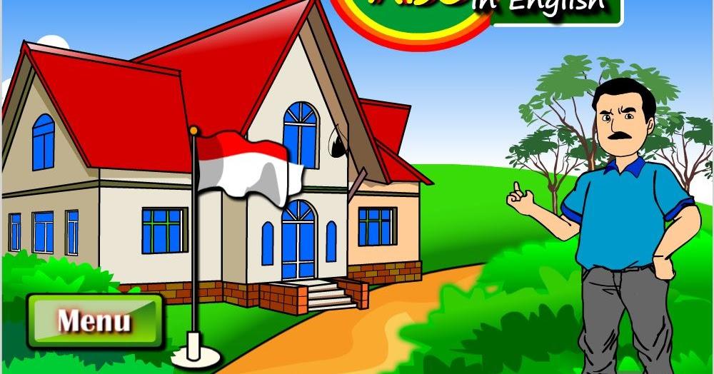 Animasi Media Pembelajaran Pengenalan Huruf Alfabet dalam