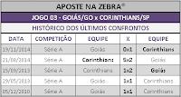 LOTECA 660 - HISTÓRICO JOGO 03