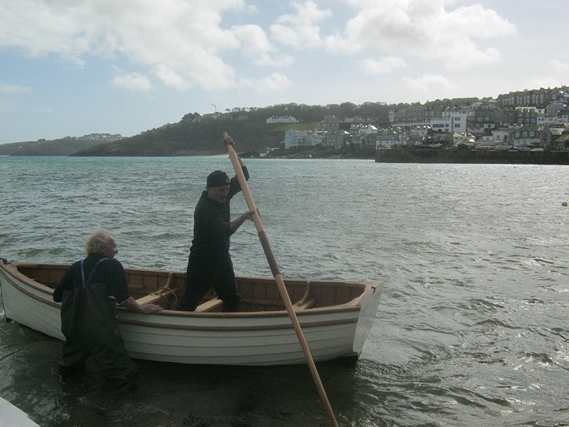 Launch Of The St Ives Punt