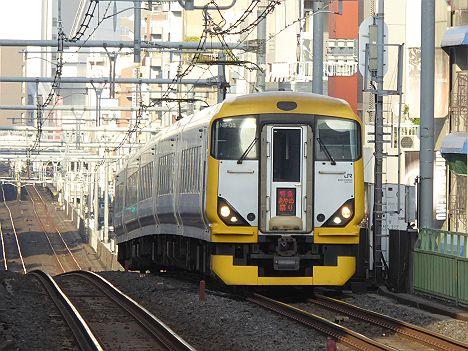 特急あやめ 新宿行き E257系