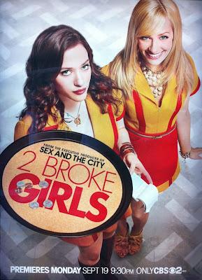 Watch 2 Broke Girls: Season 1 Episode 18 Hollywood TV Show Online | 2 Broke Girls: Season 1 Episode 18 Hollywood TV Show Poster
