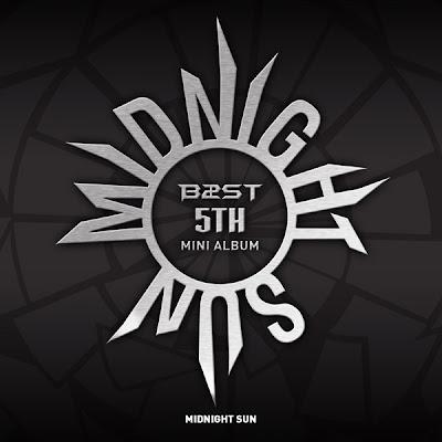 รูปปกมินิอัลบั้ม BEAST Midnight Sun