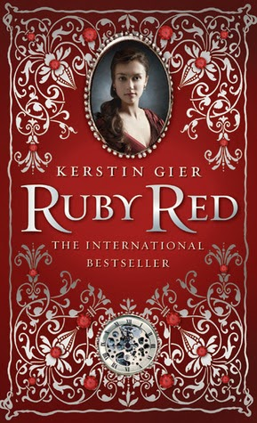 Ruby Red book review by The Wayback List