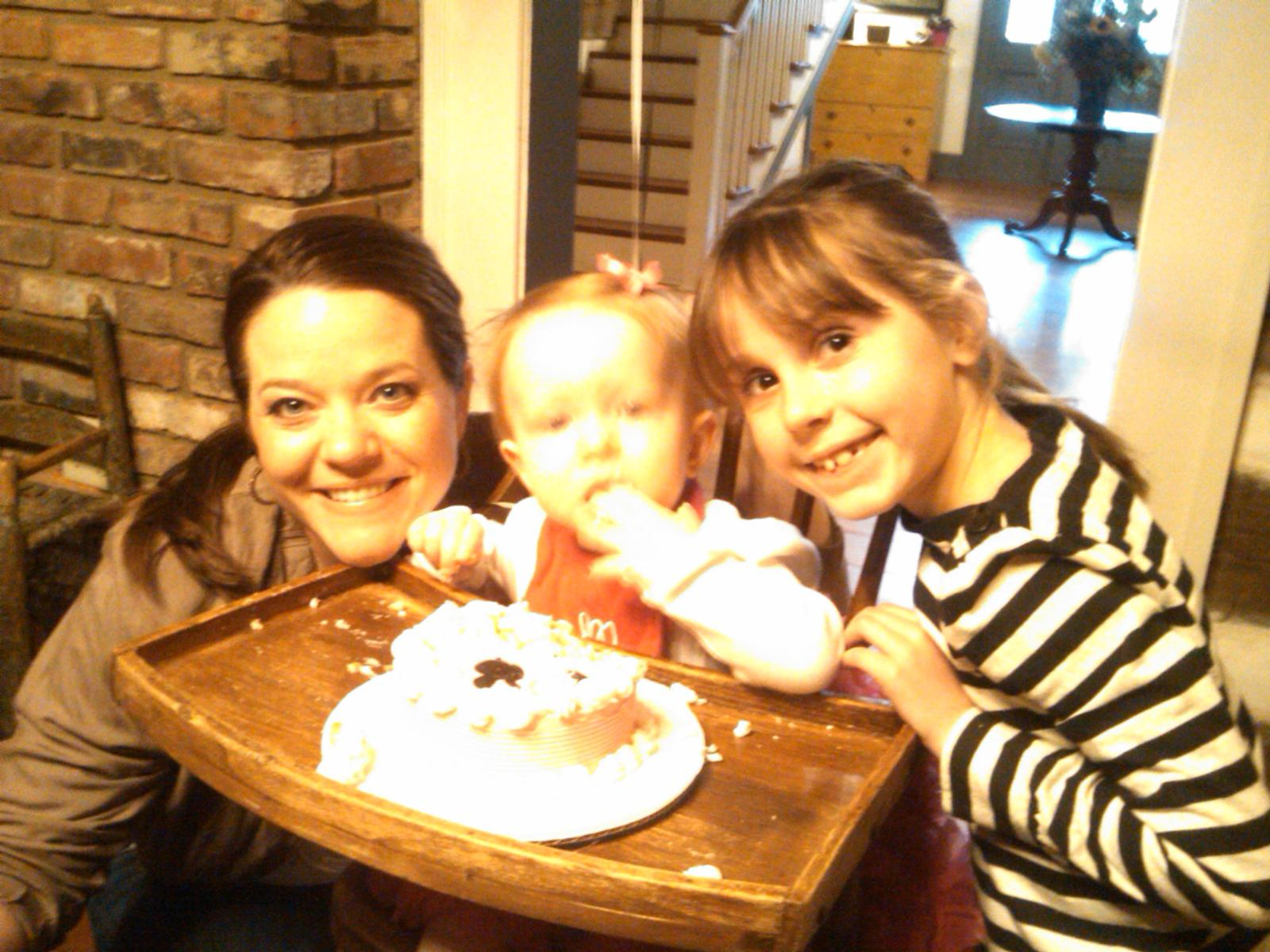 2 Kids, a Mini Van and a Mortgage: Highlights of Party #1