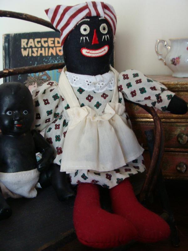 an Ethnic Raggedy Ann