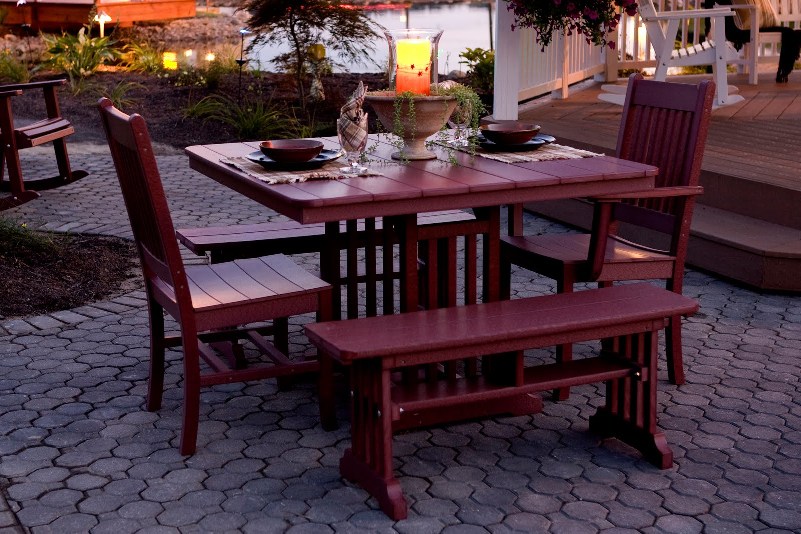 What S New At Wood Tex Products Poly Lawn Furniture