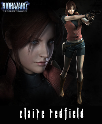 Claire redfield reemplaza a ashley resident evil 4 Claire+Redfield