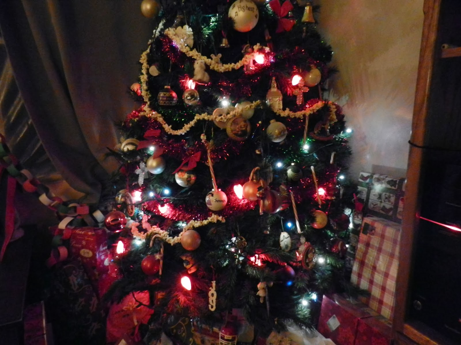 christmas blessings tree