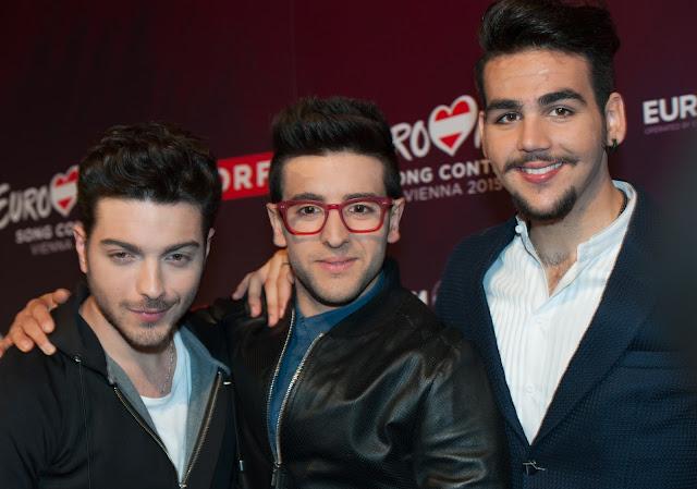 Il Volo Italy Eurovision 2015