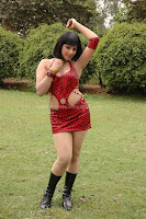 Laksha, hot, deep, cleavage, photos